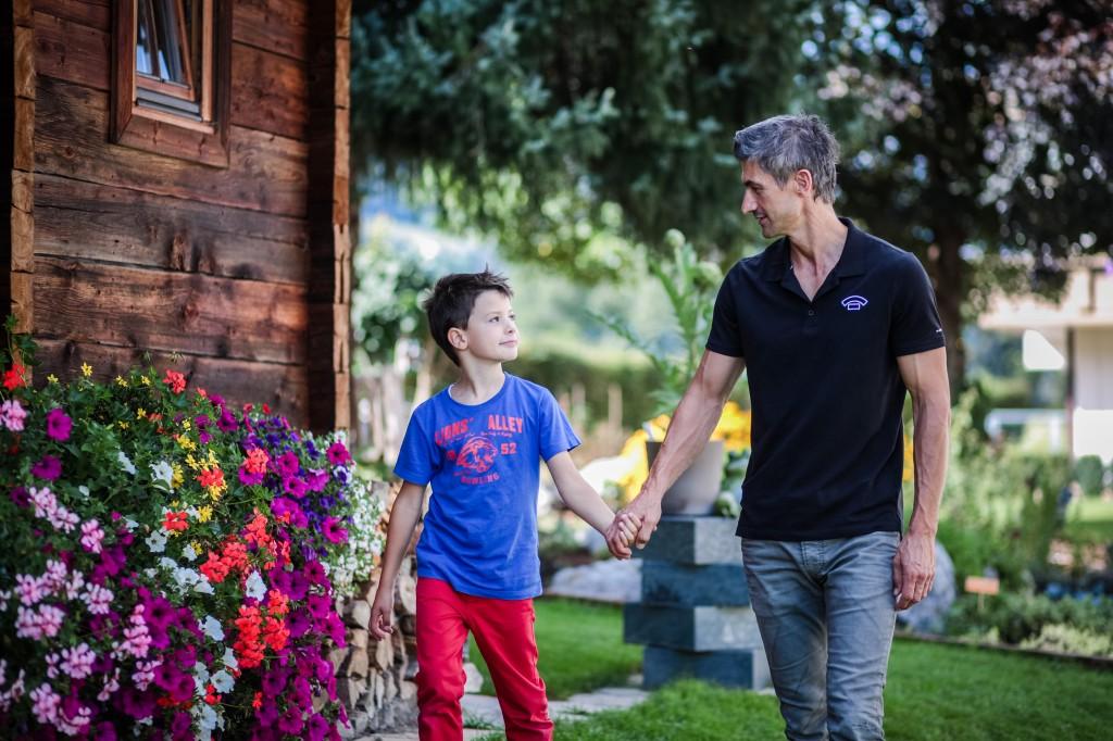 Familienurlaub im Zillertal