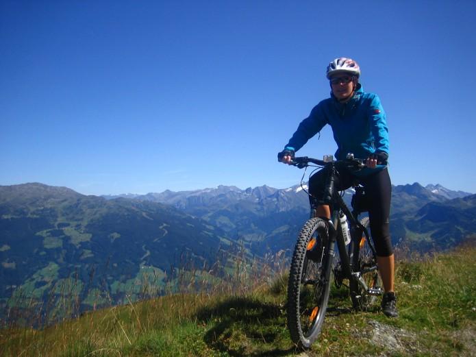 Mountainbikeurlaub im Zillertal