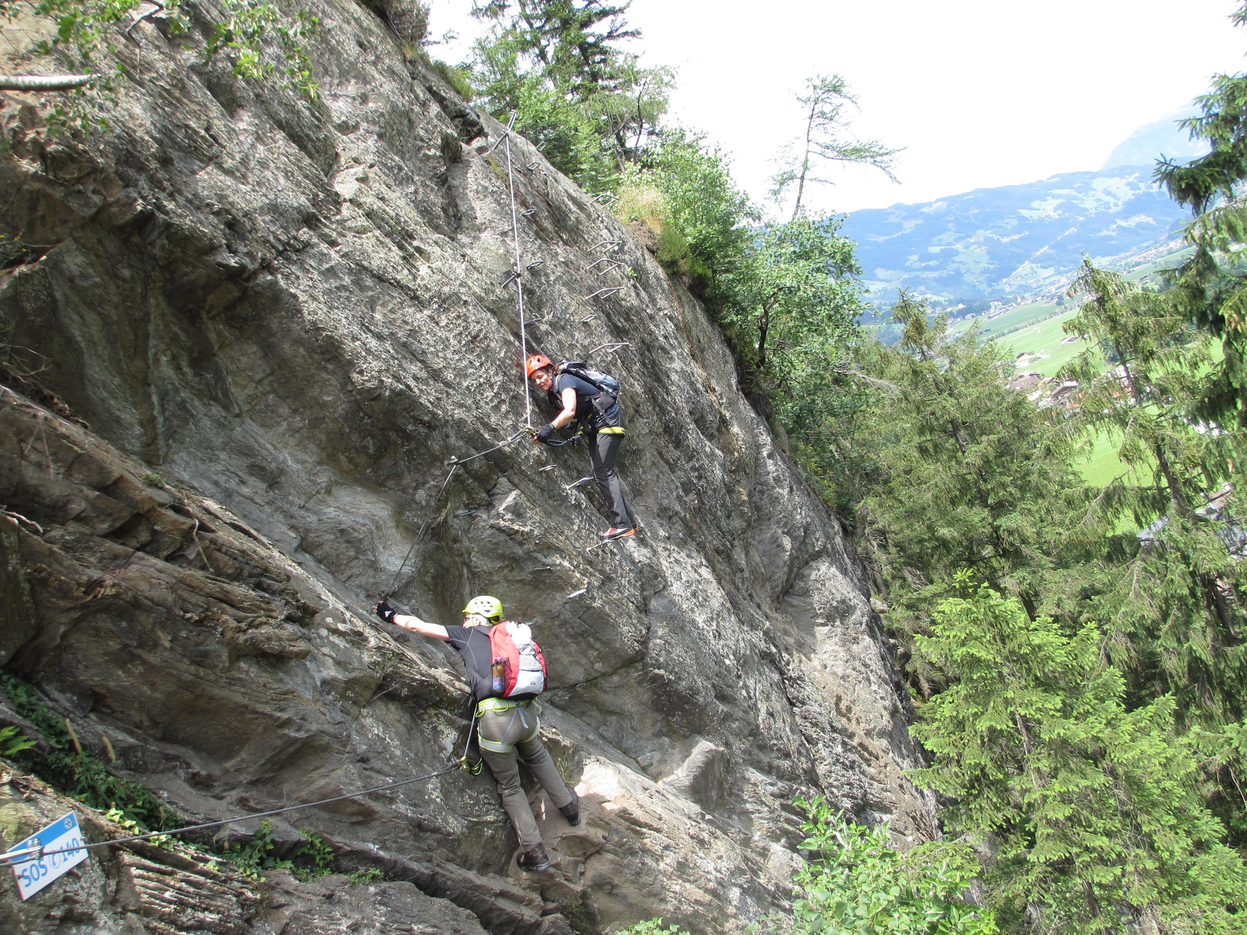 Kletterausrüstung Zillertal : Klettern im zillertal dem aktivsten tal der welt blog hotel held
